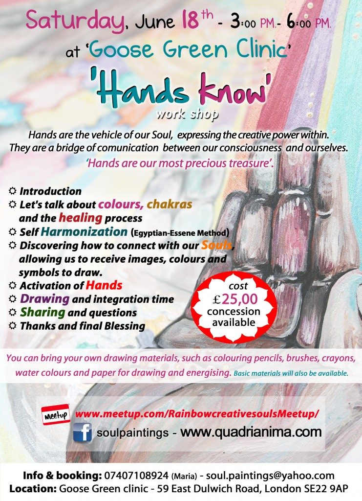 hands know goose green