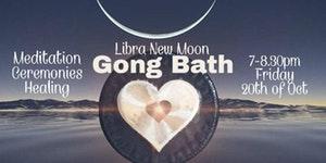 libra gong bath