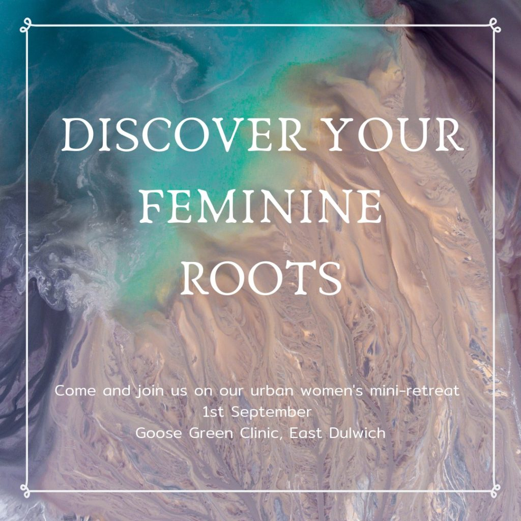 Discover your feminine Roots Instagram Post